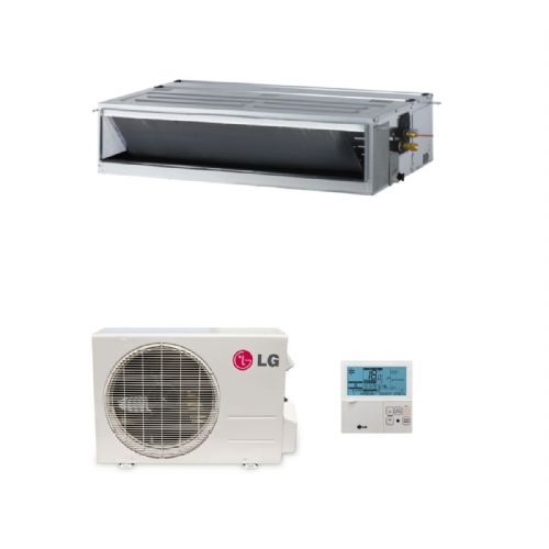 LG Air Conditioning CM18RN10 Concealed Ducted Heat Pump Inverter 5Kw/17000Btu A++ R32 240V~50Hz
